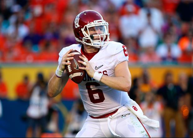 Check Out Oklahoma QB Baker Mayfield's Girlfriend
