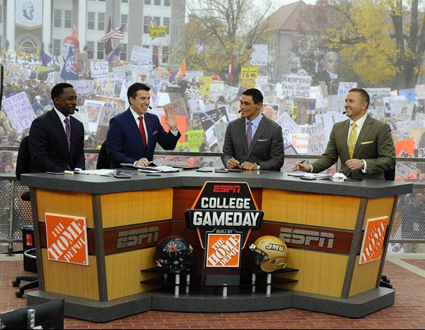 college football scores espn espn gameday
