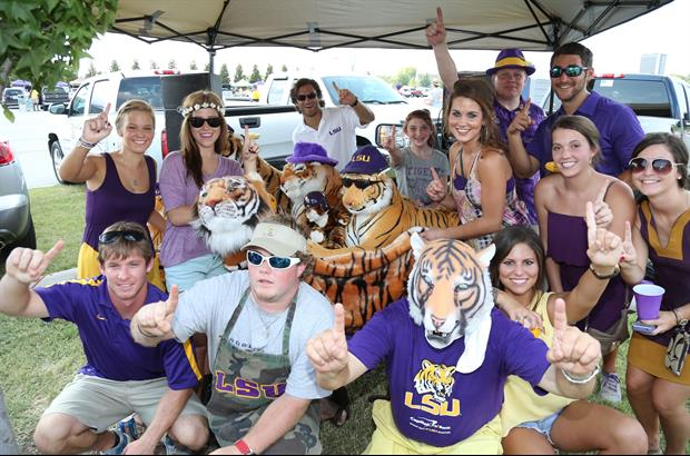 Tailgater Magazine Ranks Top 25 Tailgating Venues